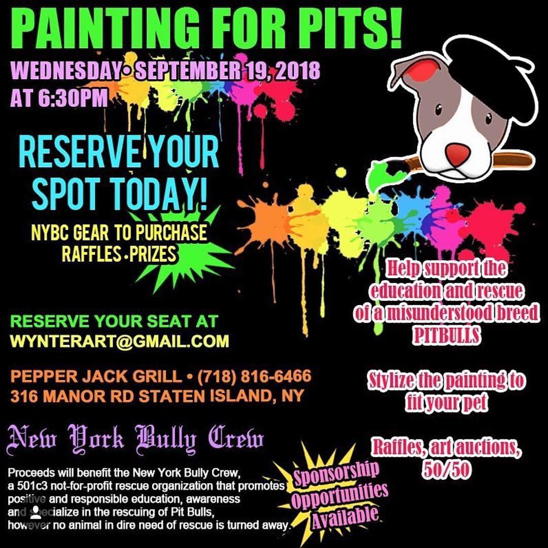 Painting for Pits